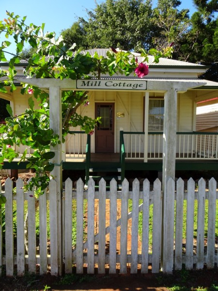 Mill Cottage - Isis District Historical Society