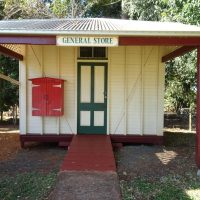The old General Store - Childers Historical Complex