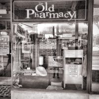 Old Pharmacy in Childers, QLD
