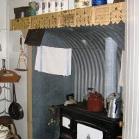 Old Kitchen in Mill Cottage - Childers Historical Complex