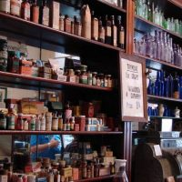 Medicines at The Old Pharmacy Museum in Childers, QLD