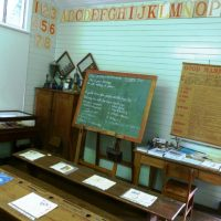 School Room at Childers Historical Complex
