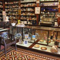 The Old Pharmacy Shelves