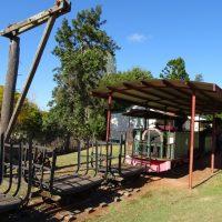 Train Derek at Childers Historical Complex
