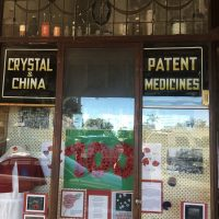 The Old Pharmacy Window